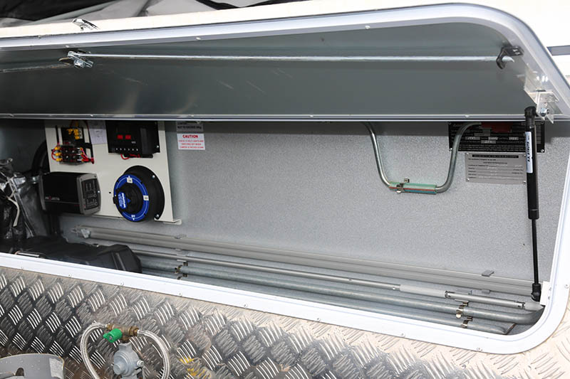 Getting the most out of every nook and cranny of RV storage space is essential. But there is an important caveat here just because your van or motorhome ... & Easy RV Storage Solutions - GoRV