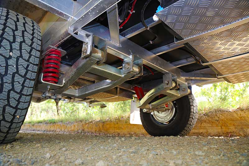 Advice: Caravan Suspension - GoRV