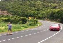 Idiot on the Great Ocean Road - GoRV