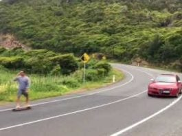 Idiot on the Great Ocean Road - GoRV