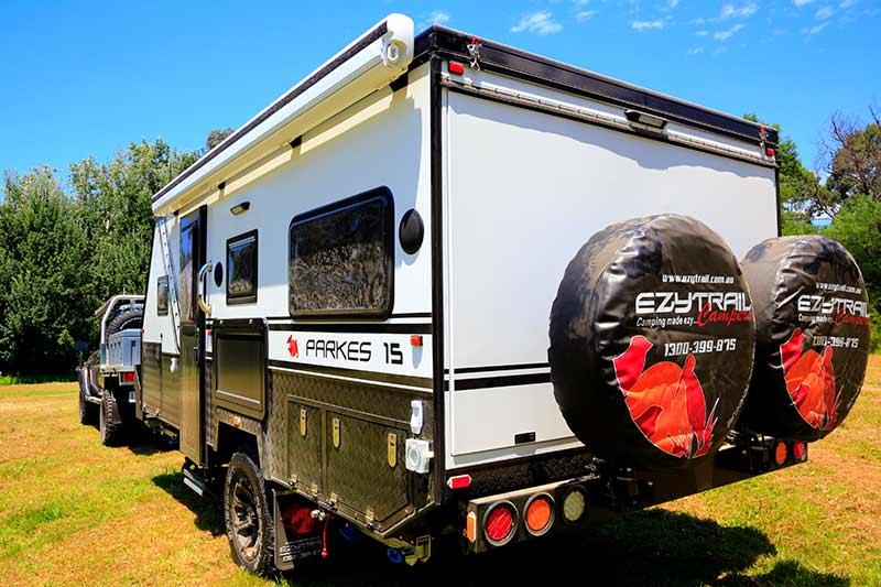 Review: EzyTrail Parkes 15 - GoRV