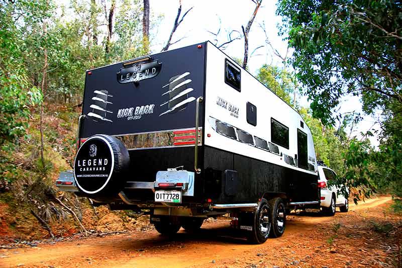 Legend Caravans