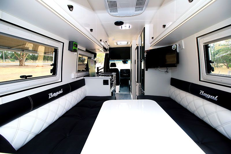 Regal motorhome