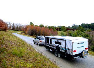 Paramount Caravans