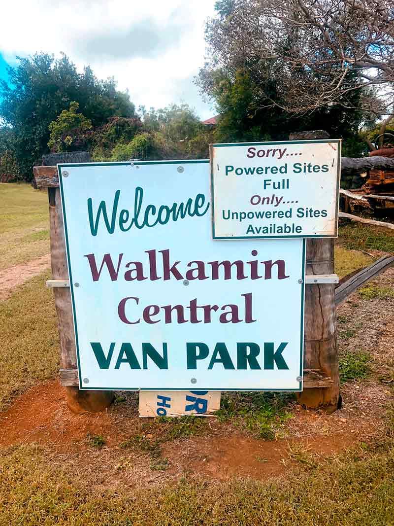 Walkamin Caravan Park