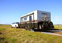 Salute Caravans