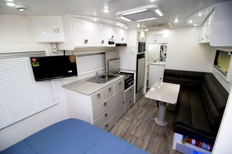 Hilltop Caravans