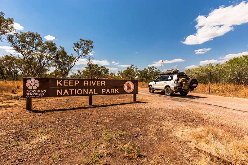 Keep River