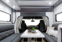windsor motorhome
