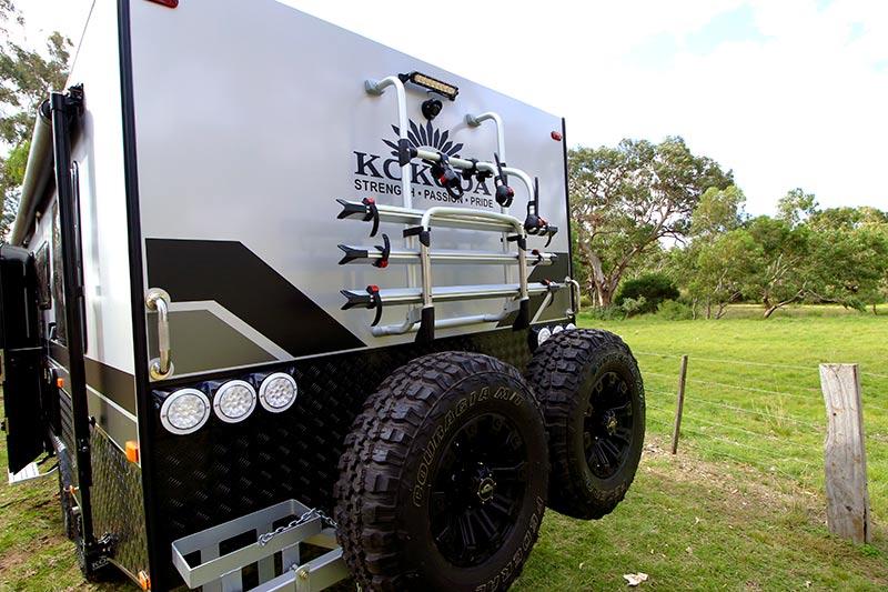 Kokoda Caravans Force