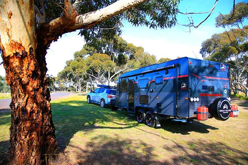 Great Escape Caravans