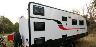 caravan power