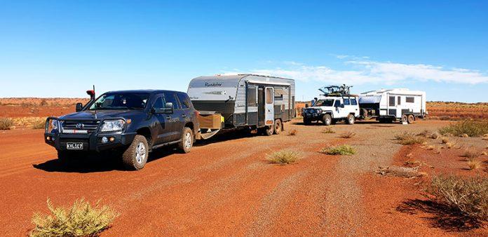 offroad caravan