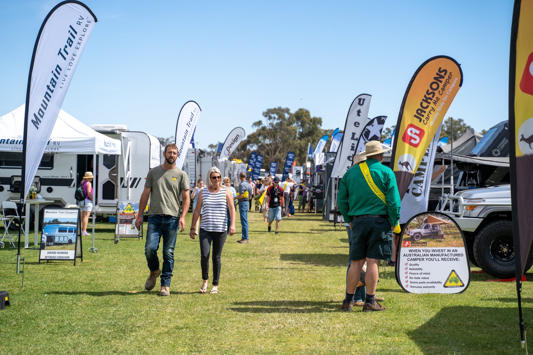 Bendigo leisurefest