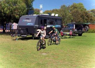 Australis Caravans