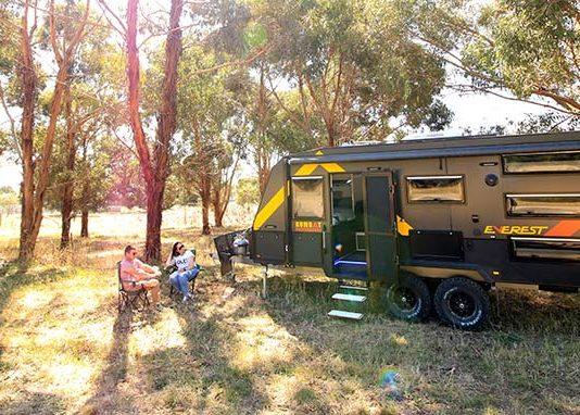 everest caravans