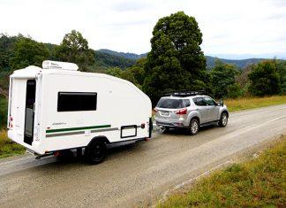 Centaur Caravans