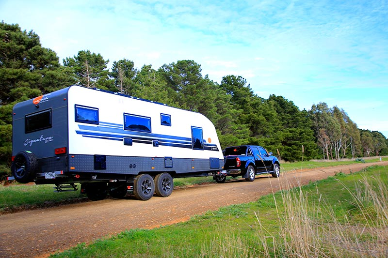 Nova Caravans Bravo